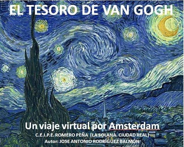 EL TESORO DE VAN GOGH