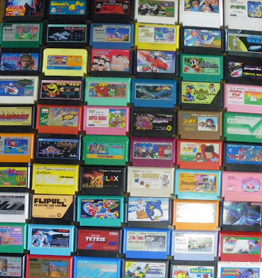 Blog Of Sean Japanese Retro Video Games The Cheapest Hobby In Japan