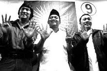 Kader PAN yang di Pilih untuk Membesarkan Lampung Selatan