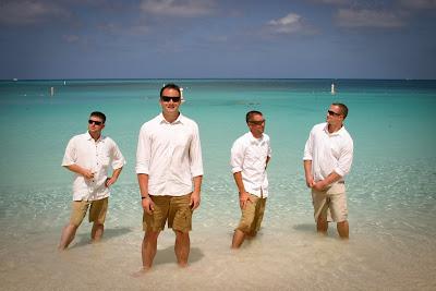 Traditional Cayman Beach Wedding Good Choice for Topeka, KS Couple - image 6