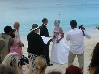 Sneak Preview : International Favour to Cayman Wedding Today - image 4