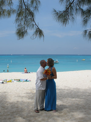 St Patrick's Day for this Cayman island wedding - image 3