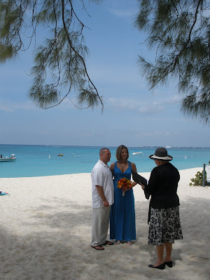 St Patrick's Day for this Cayman island wedding - image 2
