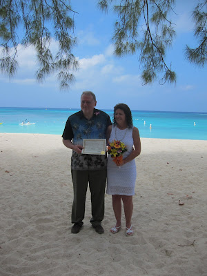 Missouri Couple Enjoy Their Cayman Beach Wedding - image 3