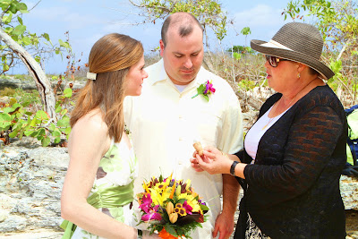 Simple, elegant, all-inclusive Cayman Island Cruise Wedding - image 5