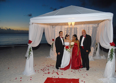 Sunset Wedding for Local Communications Manager - image 6