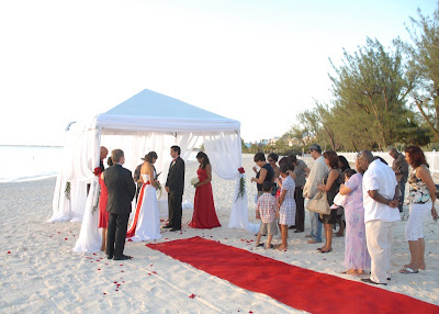 Sunset Wedding for Local Communications Manager - image 2
