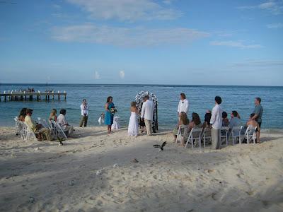 Weekend Wedding at the Reef Resort, East End - image 2