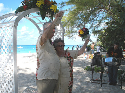 New Year's 50th Anniversary Vow Renewal - Grand Cayman - image 5