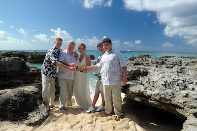 Grand Cayman Cruise Wedding for NC Couple - image 7