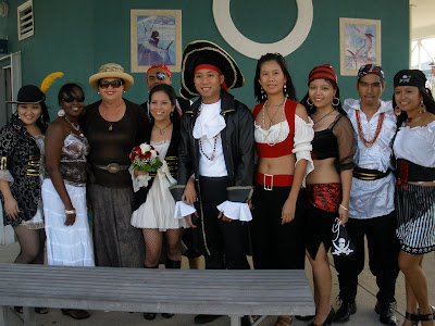 Grand Cayman Pirate Wedding! - image 1