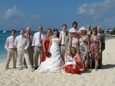 Cayman Cruise Wedding for British Couple - image 8