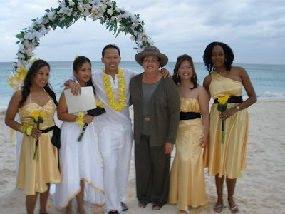 Filipino Beach Wedding at Westin, Grand Cayman - image 6
