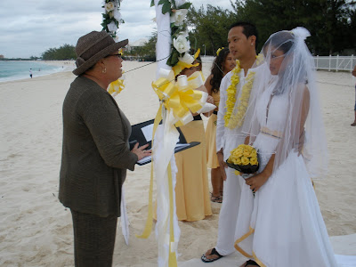 Filipino Beach Wedding at Westin, Grand Cayman - image 5
