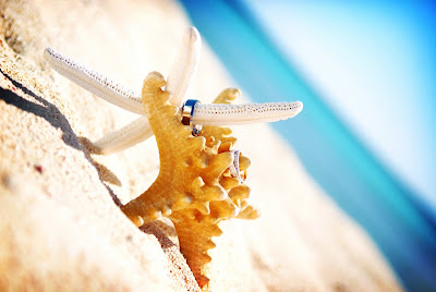 Footprints in the Sand - Cayman Islands Beach Wedding - image 4