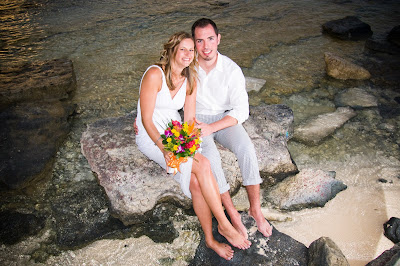Discovery Point Club - Grand Cayman Sunset Wedding - image 9