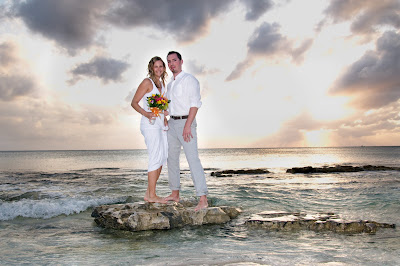 Discovery Point Club - Grand Cayman Sunset Wedding - image 8