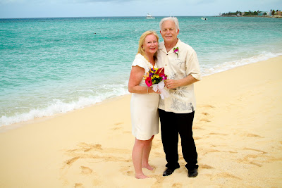 Jewish Influence in Grand Cayman Beach Wedding - image 10