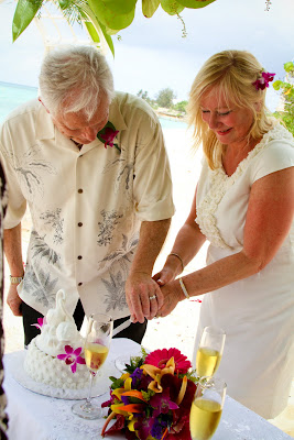 Jewish Influence in Grand Cayman Beach Wedding - image 7