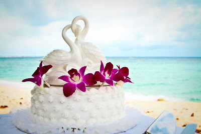 Jewish Influence in Grand Cayman Beach Wedding - image 6