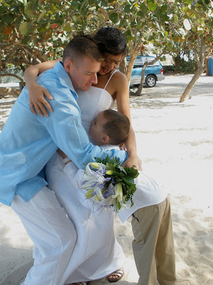 From the North Pole to Sunny Cayman- Vow renewal for US soldiers - image 2