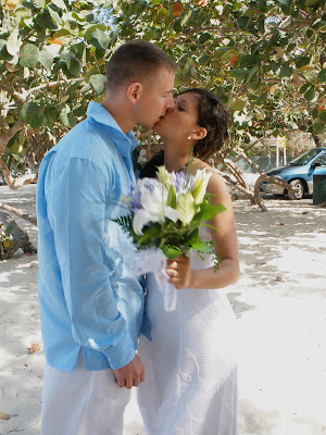From the North Pole to Sunny Cayman- Vow renewal for US soldiers - image 4