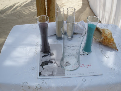 Cayman Beach Wedding with Unity Sand Ceremony - image 2