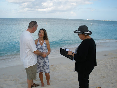 Cayman Vow Renewal for Louisville, KY Couple - image 2