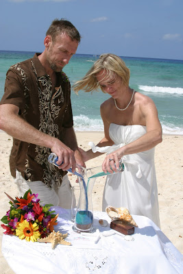 Grand Cayman Beach Wedding for Georgia Law Enforcement Officers - image 3