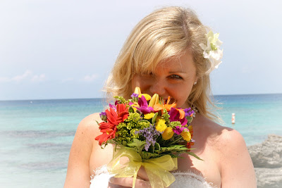 Irish Eyes Were Smiling at this Cayman Cruise Beach Wedding - image 2