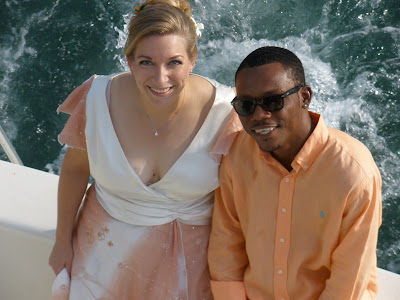 Cayman Boat Wedding for Saskatchewan Bride - image 3
