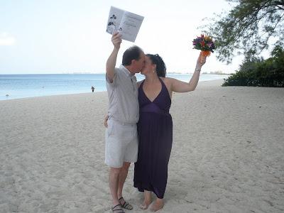 Irish Humanitarians Wed at Governor's Grand Cayman - image 5