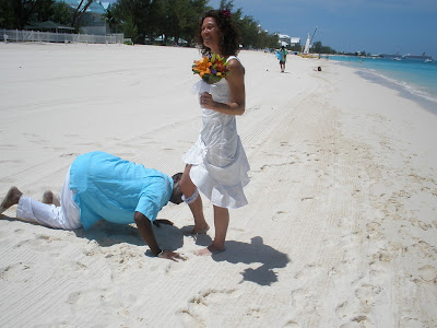 Cayman Wedding-Moon Rocks for Memphis Family - image 10