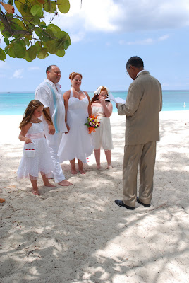 Grand Cayman Beach Wedding Was Fun For Kids Too - image 2