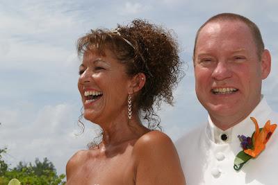 A Simple Wedding, and a well-kept secret, Grand Cayman Beach Wedding - image 4