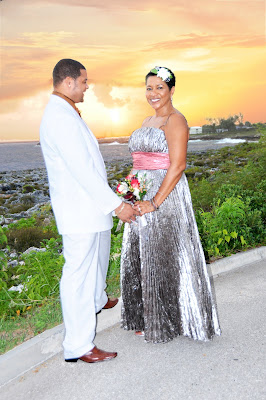 Starring in their own Cayman Wedding, Cayman Style - image 5