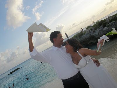 Smith's Cove, Grand Cayman Saturday Wedding for Local Couple - image 4