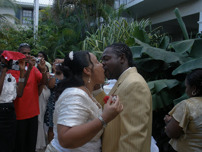 Red Letter Day for Cayman Islands Wedding Couple - image 6