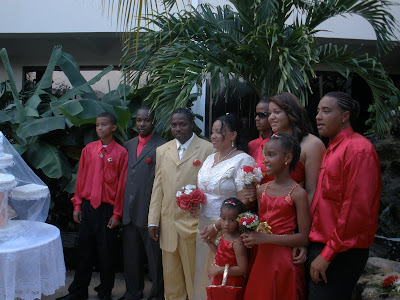 Red Letter Day for Cayman Islands Wedding Couple - image 3