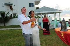 Sneak Preview of Kiwis' Grand Cayman Wedding Today - image 4
