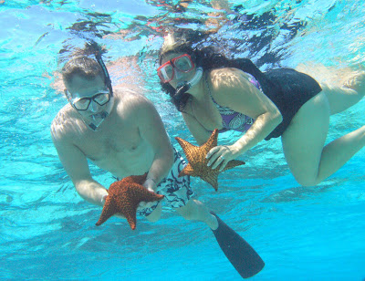 and Stingray makes three, for this Grand Cayman Wedding - image 7