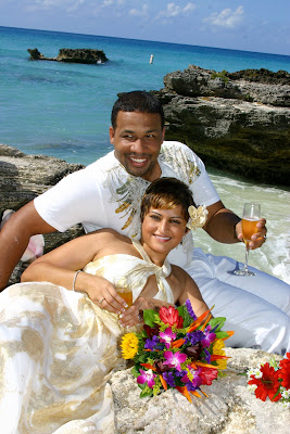 Your Cayman Islands Cruise Wedding can be as Simple as this one... - image 6