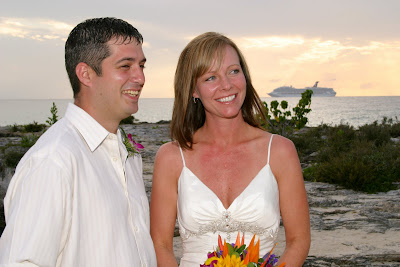 Grand Cayman Sunset Wedding was a Family Affair - image 1