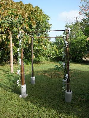 Building a DIY Chuppah for Your Grand Cayman Beach Wedding - image 2