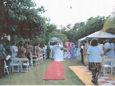 Imagine Your Cayman Garden Wedding here - image 6