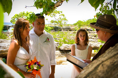 West Virginia Cruisers Enjoy Cayman Beach Wedding - image 1