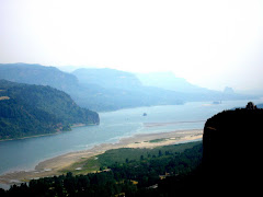 COLUMBIA RIVER GORGE - OREGON AND WASHINGTON