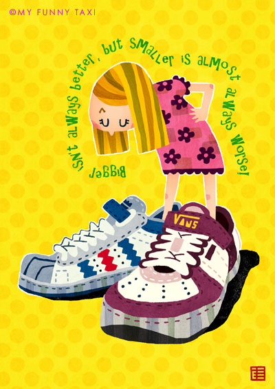 靴のイラスト Shoes illustration