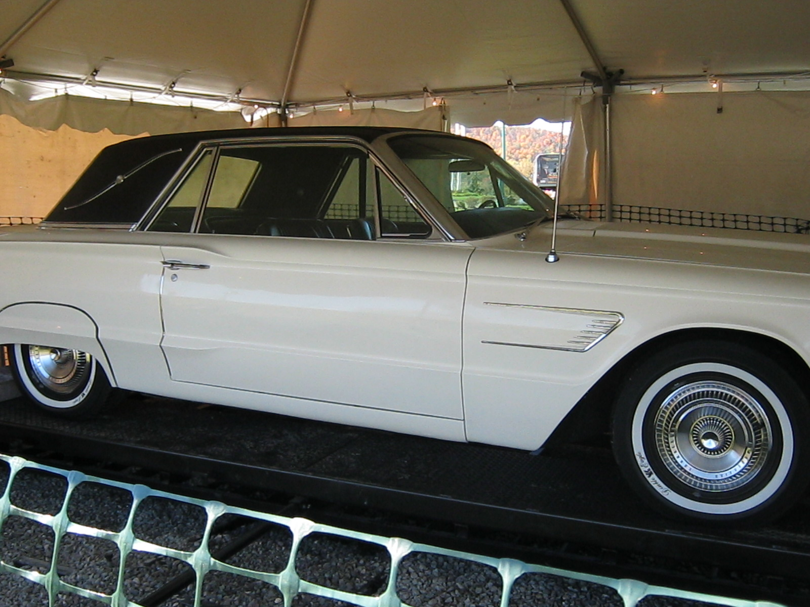 Win a 1965 Thunderbird at Tioga Downs