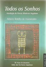 TODOS OS SONHOS   ANTOLOGIA DA POESIA  MODERNA ANGOLANA